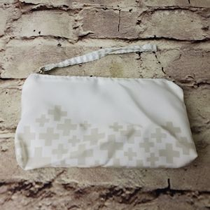 Handbags - White Medical Meds Travel Makeup Cosmetic Bag Bath